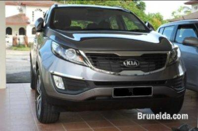 2013 kia sportage high specs cars for sale in brunei. Black Bedroom Furniture Sets. Home Design Ideas