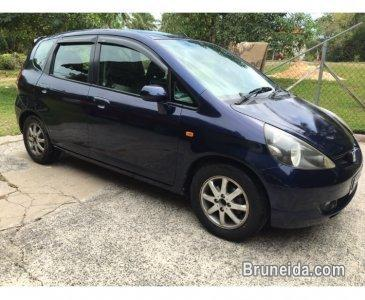 2007 honda jazz auto cars for sale in brunei muara. Black Bedroom Furniture Sets. Home Design Ideas
