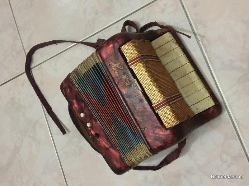 RARE 1920s Heco Piano Accordion