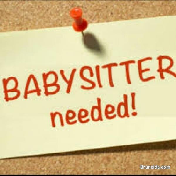 picture of experienced baby sitternanny needed