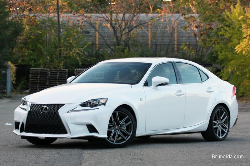 2013 lexus is250 f sport white cars for sale in brunei muara 35489. Black Bedroom Furniture Sets. Home Design Ideas