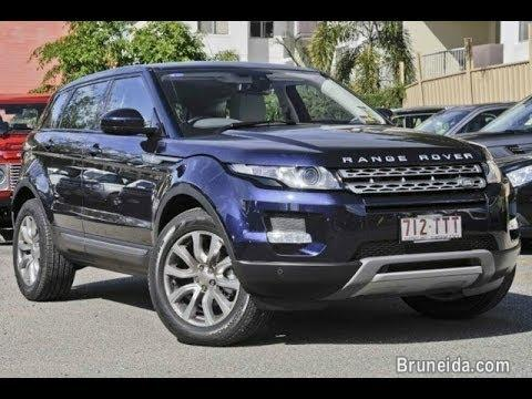 Picture of 2014 Range Rover Evoque Baltic Blue
