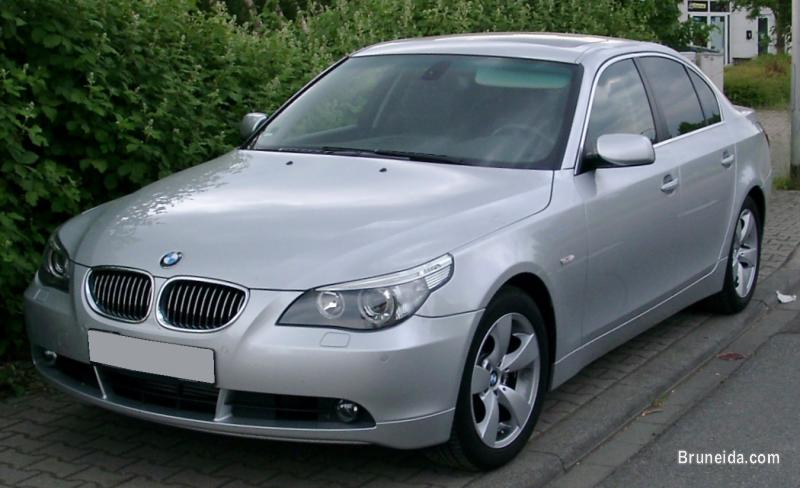 Pictures of 2009 BMW 523i Metallic Silver