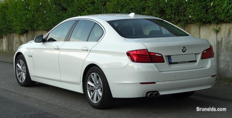 Picture of 2014 BMW F10 520i Alpine White