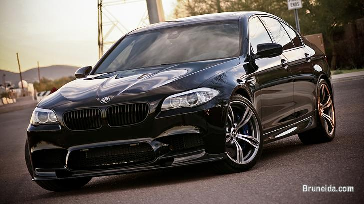 Picture of 2012 BMW M5 High Spec Edition