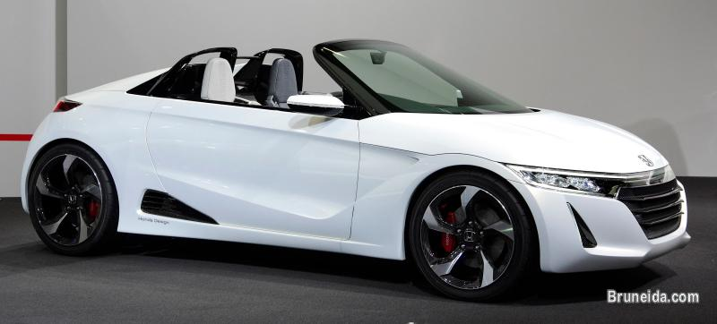 Picture Of 2016 Honda S660 Brand New Car