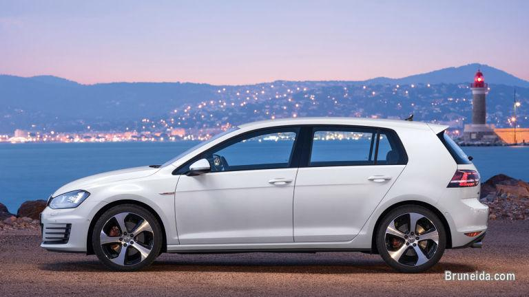 Pictures of 2015 VW Golf GTi Mk7