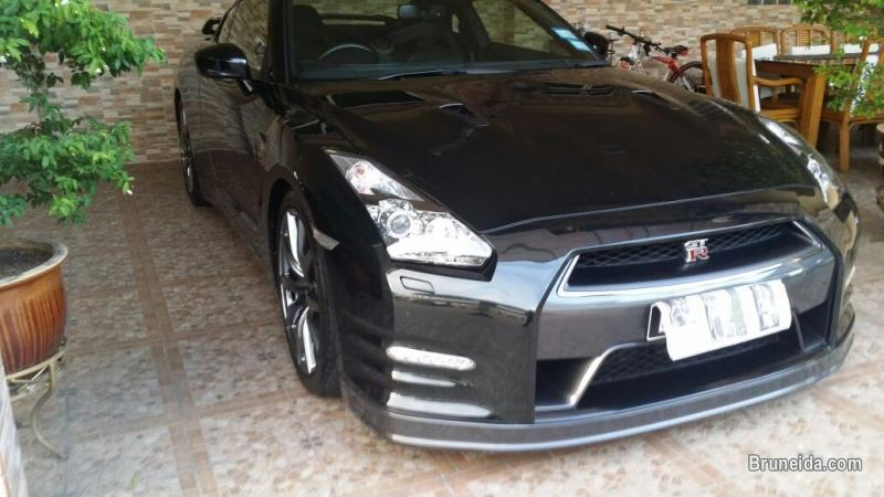 Picture of Nissan R35 GTR MY13 Black
