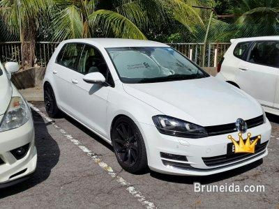 Picture of VOLKSWAGEN GOLF TURBO (CONTINUE BANK)