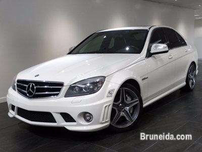 Pictures of 2009 Mercedes Benz C63 AMG