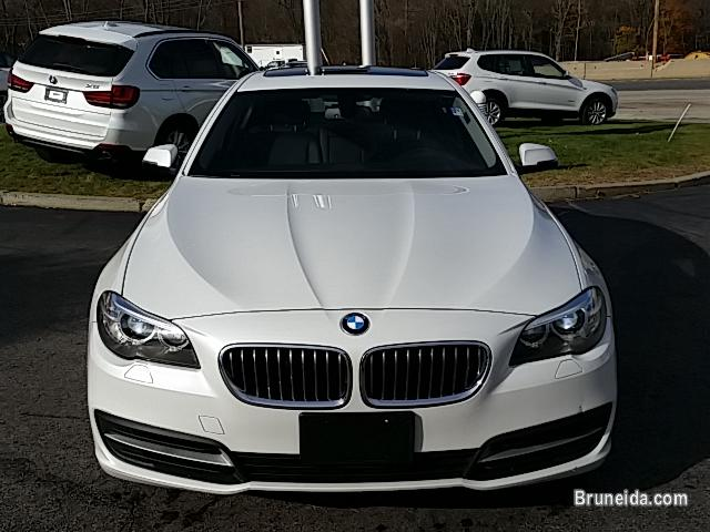 Picture of 2014 BMW F10 520id Diesel Turbo Alpine White