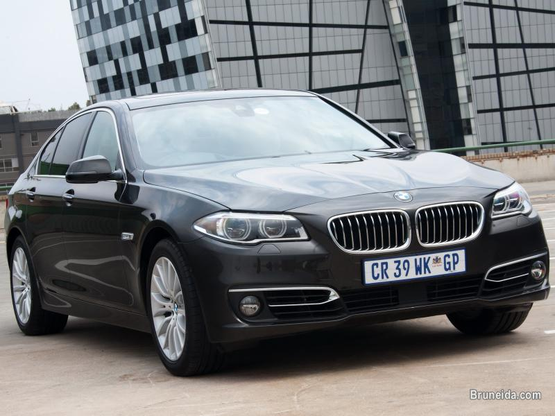 Picture of 2014 BMW F10 520i Turbo Black