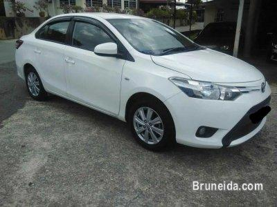 Picture of 2014 Toyota Vios manual