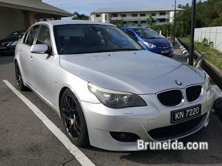 Pictures of 2009 BMW 520i E60
