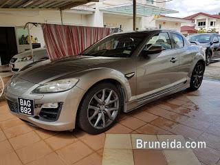 2009 mazda rx8 cars for sale in brunei muara 35510. Black Bedroom Furniture Sets. Home Design Ideas
