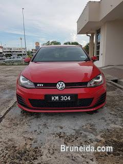Pictures of 2014 VW Golf GTi Mk7