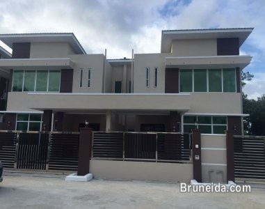 Picture of 2 STOREY TERRACE HOUSE FOR RENT AT KG MADANG, BERAKAS
