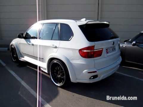 2008 BMW X5 Alphine White