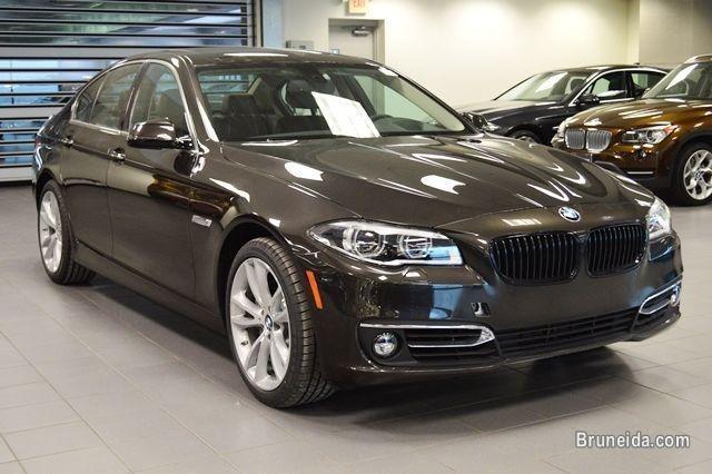 2014 BMW F10 520id