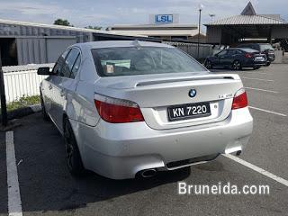 2009 BMW 520i E60