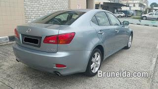 2008 Lexus IS300
