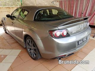 2009 Mazda RX8