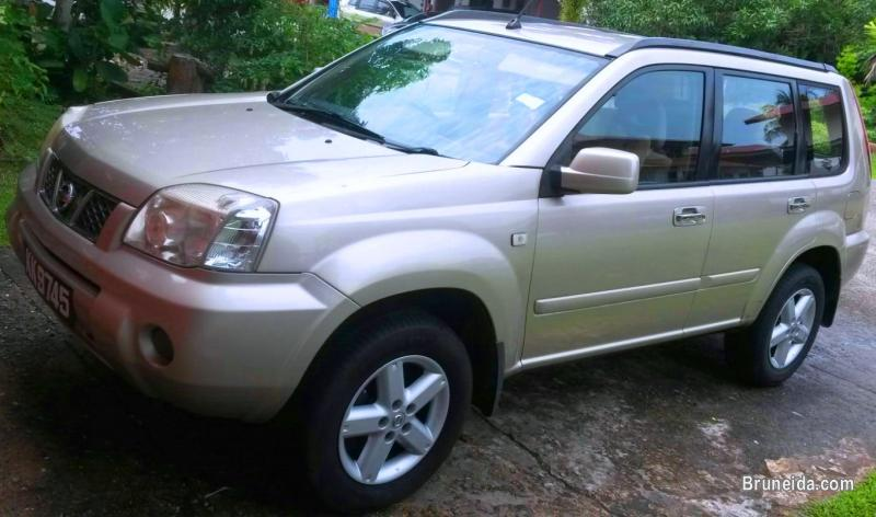 Pictures of Nissan Xtrail luxury 2006