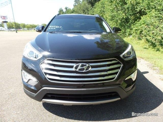 Pictures of 2014 Hyundai Santa Fe Limited - Limited 4dr SUV