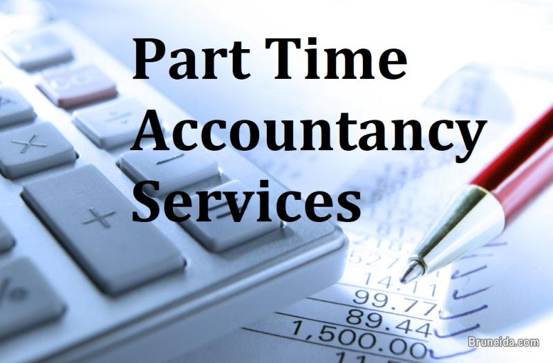 Picture of Part Time Accountancy Services