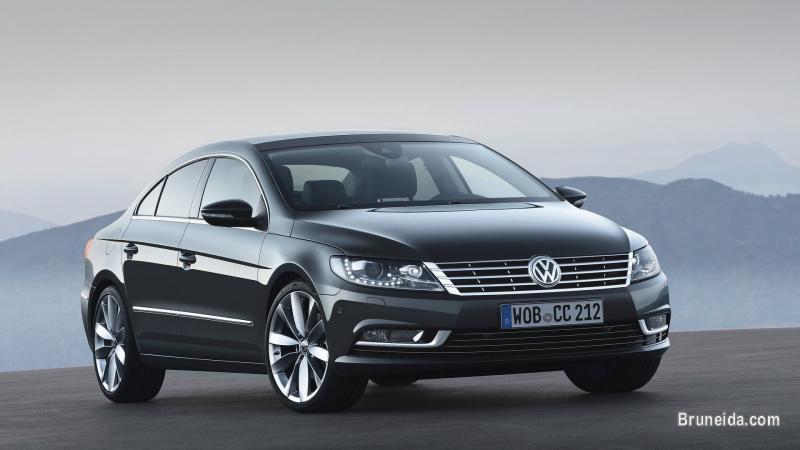 Pictures of VW Passat CC R-Line - Luxury Limousine for Sale