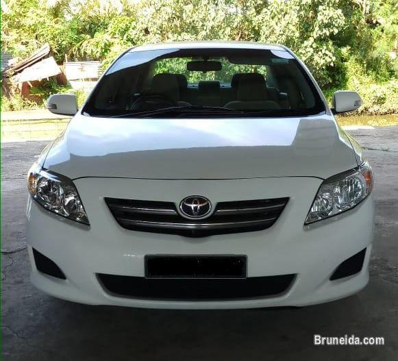 Picture of Toyota corolla altis for sale