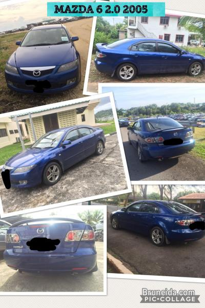 Picture of Mazda 6 2. 0 2005
