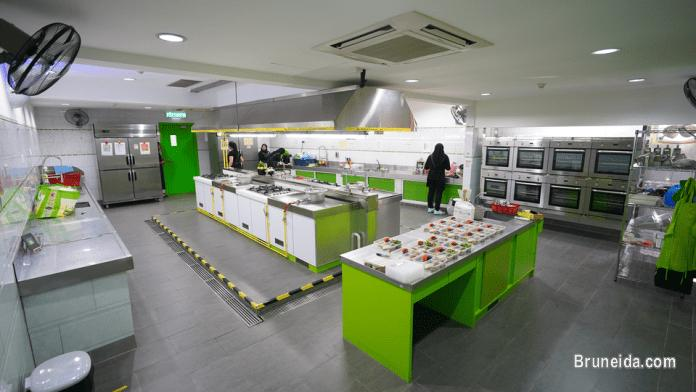 Picture of Commercial Kitchen for Rent