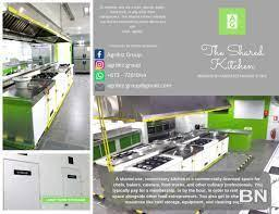 Commercial Kitchen for Rent