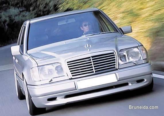 Mercedes Benz E Class W124 Wald Executive Bodykit