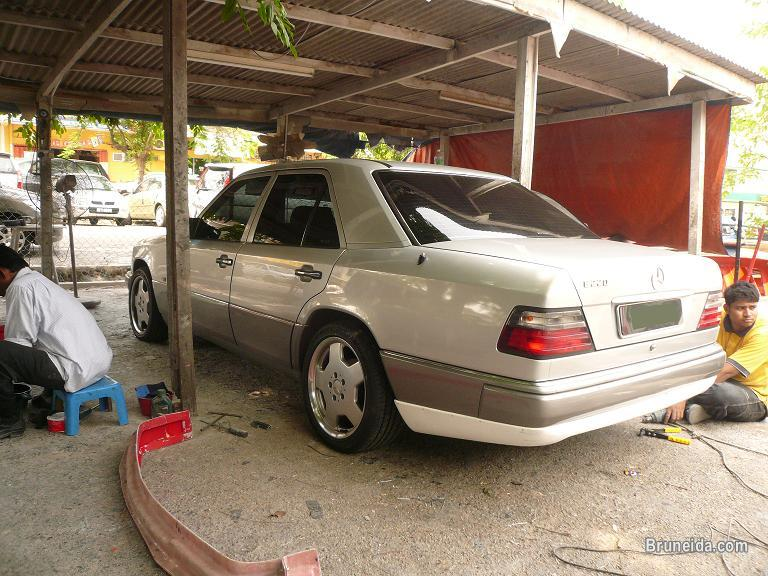 Picture of Mercedes Benz E Class W124 Wald Executive Bodykit in Belait