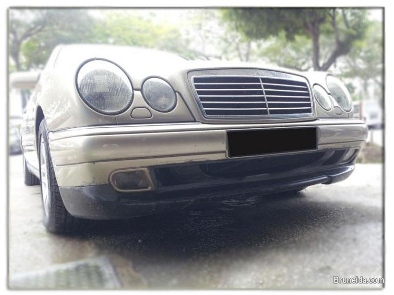 Picture of Mercedes Benz E Class W210 Wald Executive Bodykit