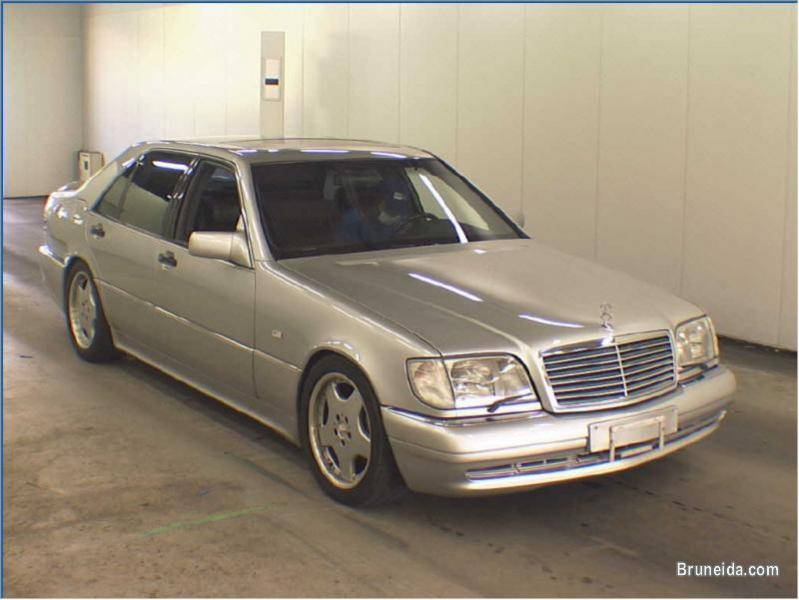 Picture of Mercedes Benz S Class W140 AMG bodykit