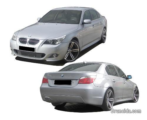 Picture of BMW 5 Series E60 Mtech Bodykit
