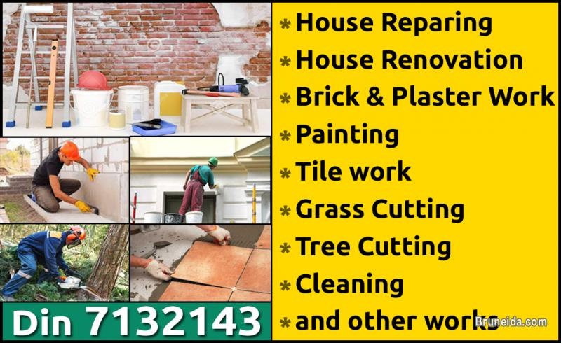 Picture of House Renovation & House Reparing