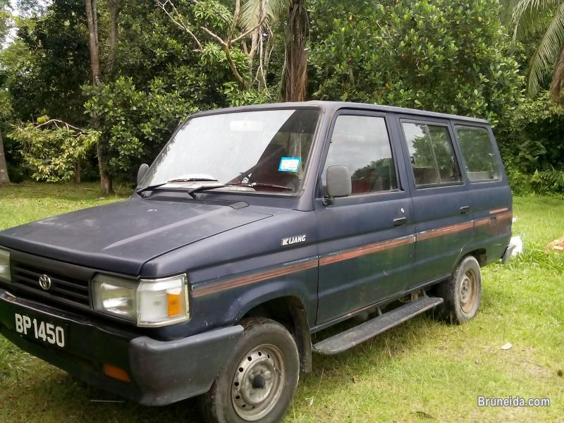 Picture of Toyota super Kijang KF50RV