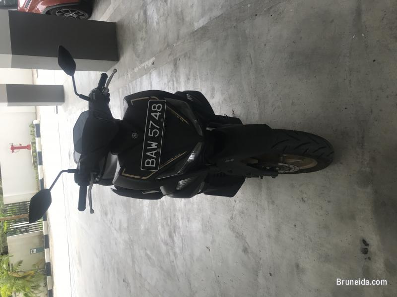Yamaha Aeros in Brunei