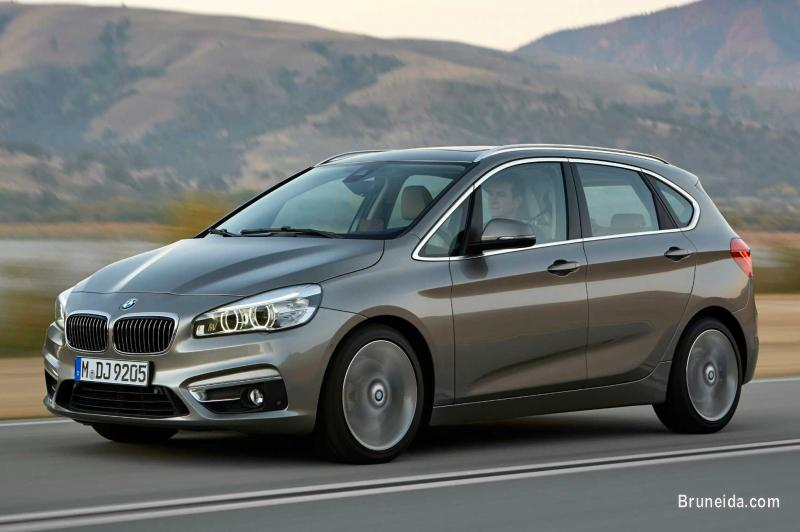 Picture of BMW 218i Active Tourer