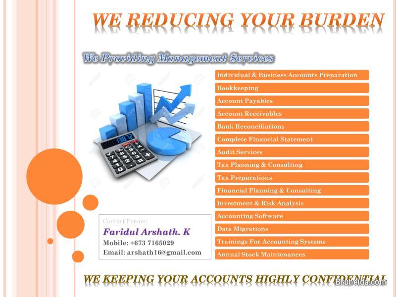 Picture of Management Services Provider
