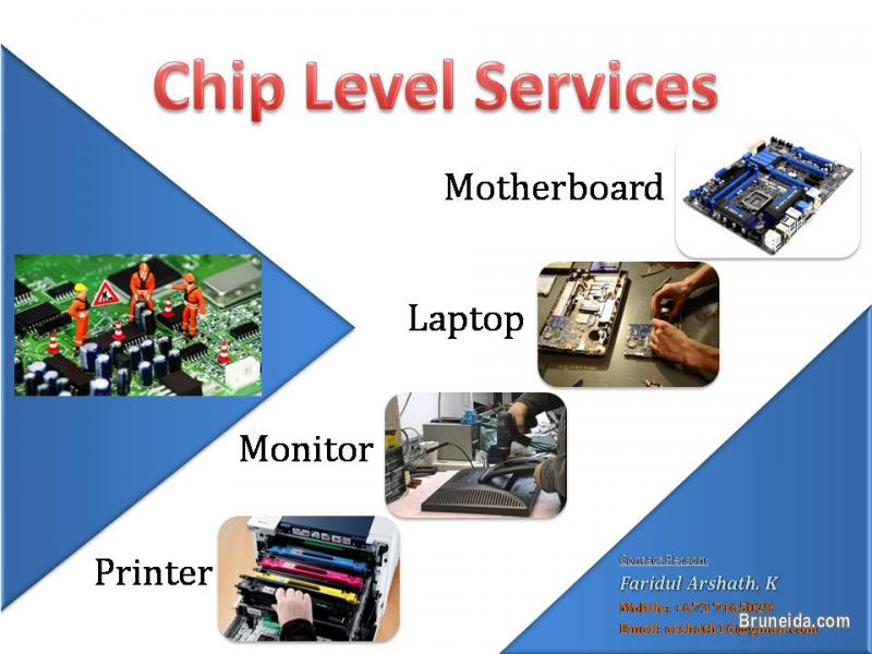 Picture of Chip Level Service