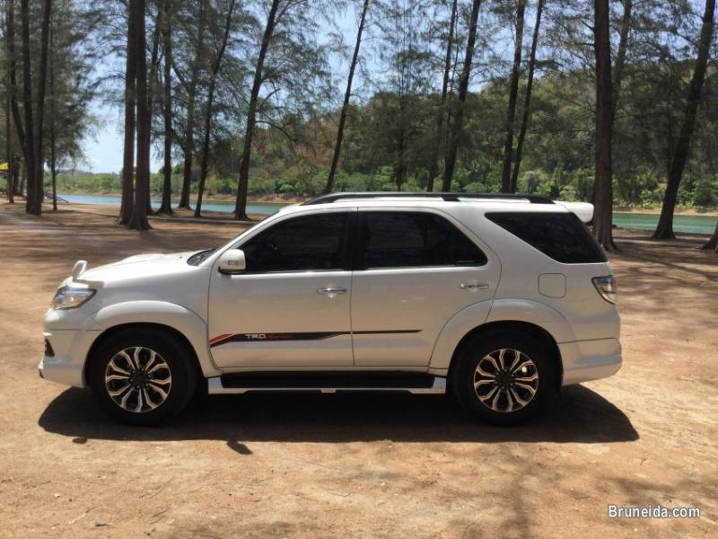 2014 Toyota Fortuner Sporting | Cars for sale in Belait