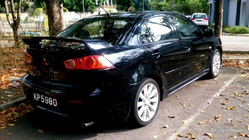 Pictures of LANCER EX 2008 FOR SALE