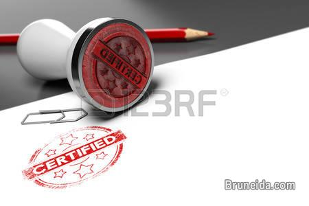 Picture of RUBBER STAMP WITH IN ONE HOUR  8300744 / 8930149