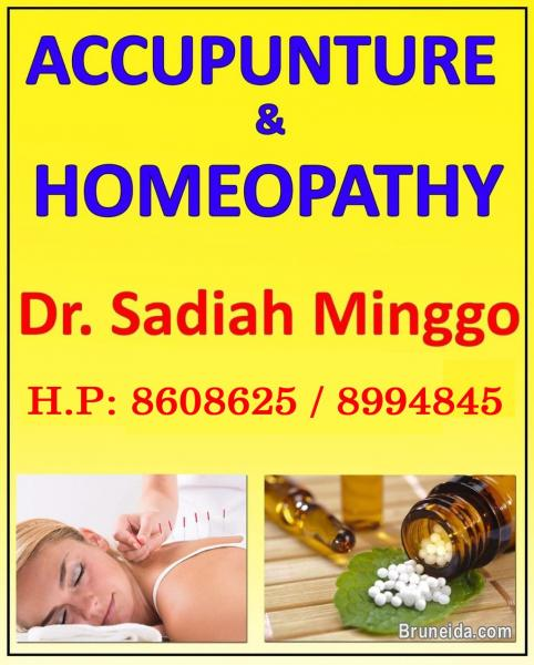 Picture of ACCUPUNCTURE DAN HOMEOPATHY 8894845/8608625