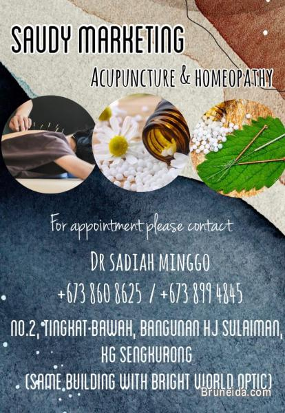 Picture of ACCUPUNCTURE DAN HOMEOPATHY @ SENGKURONG